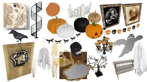 Halloween Hall - by mandalea545
