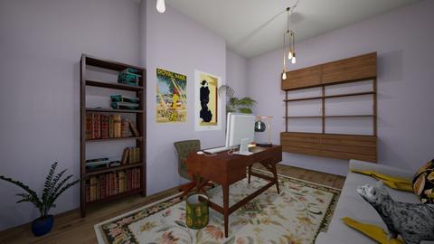office - by Potterwilkins