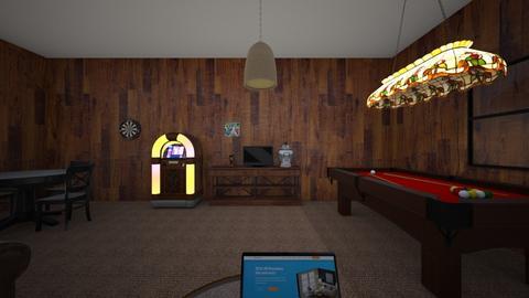 thing - Retro - Living room  - by Joaquim Dooley