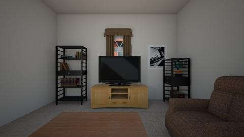 Small Living Room - Living room  - by mspence03
