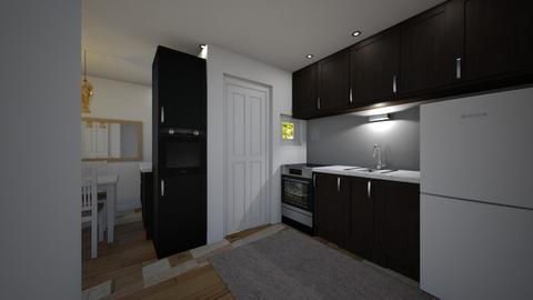 kitchen v4 - Kitchen - by qmdcarino