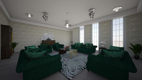 s t 001 - Living room - by Gisele Ferreira Buenos