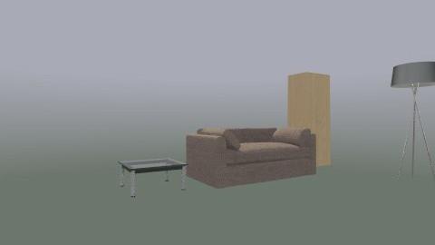 room goloskiv - Vintage - Living room  - by jacemirska