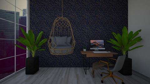 Office Design Contest - Modern - Office  - by Yudum Kutlu