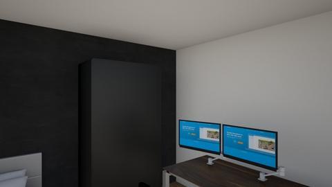 Zolder verbouwing - Glamour - Bedroom - by Jip Schattel