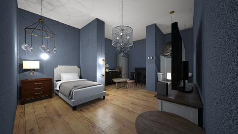 Modern Department  - Modern - Living room  - by Richiboy25