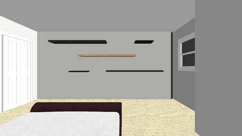 weeee - Modern - Bedroom  - by datducky