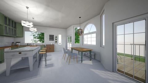 Design Studies Final  - Kitchen - by jocekd5