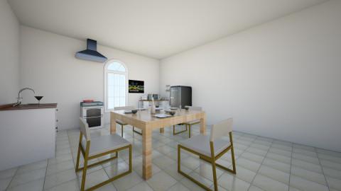 my kitchen - Kitchen - by XxXAb0OXxX GaMeR