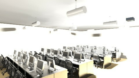 my lab school - Eclectic - Office  - by myjammys
