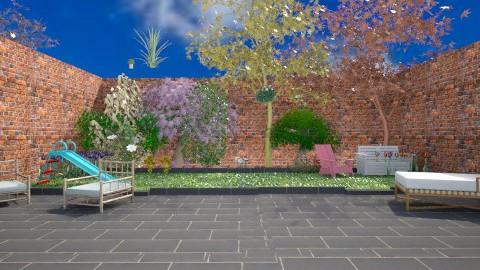 Garden - Classic - Garden  - by livi rangz