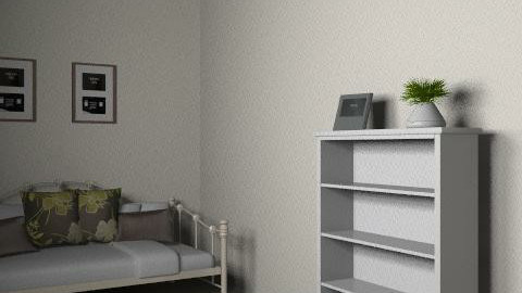 office/spare room - Glamour - Office  - by sofia123