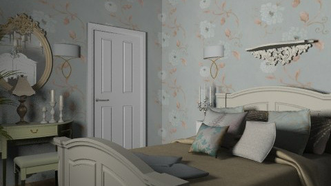 white classic - Classic - Bedroom  - by chania