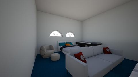 bedroom - Kids room  - by ok BOOM