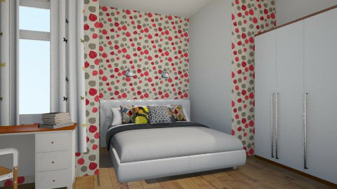 46 - Bedroom - by Krisssukas