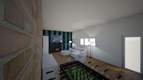 salon 2021 - Living room  - by you4d1ddy