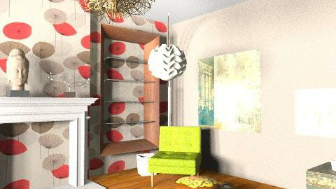 Studio - Eclectic - Office  - by kjohnson35