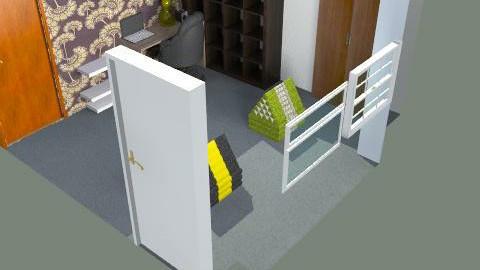 room2 - Minimal - Office  - by gillbee36