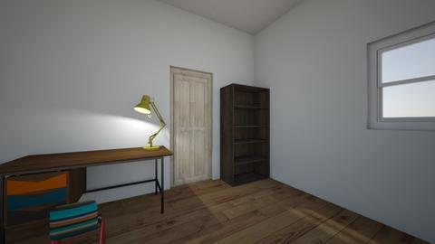 Simones room - Bedroom  - by summer for life