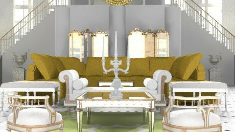 a grand design - Glamour - Living room  - by The_Hunter_and_Gatherer