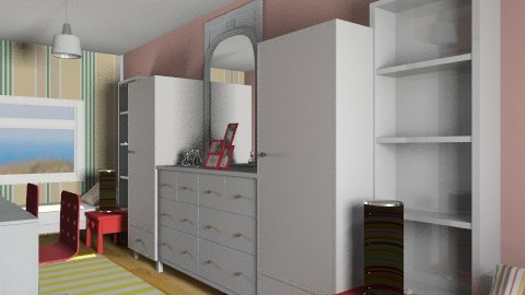 For mcroft-girls 6 and 9 - Eclectic - Kids room  - by teen bedroom