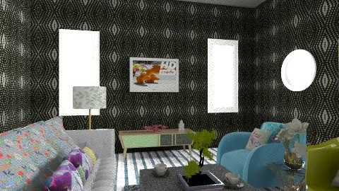 In my world - Glamour - Living room  - by jennifer_skaggs