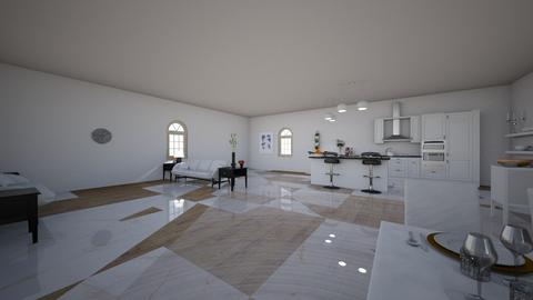 house Bistro - Modern - Dining room - by 135654