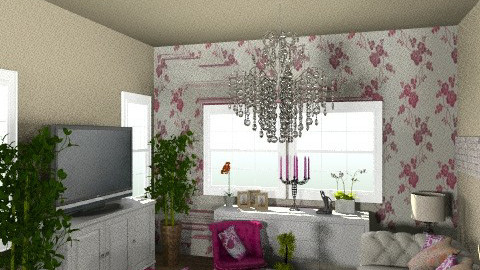 jujjjj :):):) - Glamour - Living room  - by Bari1990