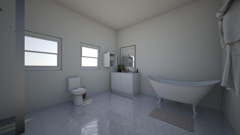 teen bathroom - Bathroom - by ellen_brooklyn
