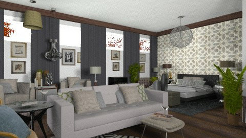 Favorite Room - Glamour - Living room  - by mesakefinau