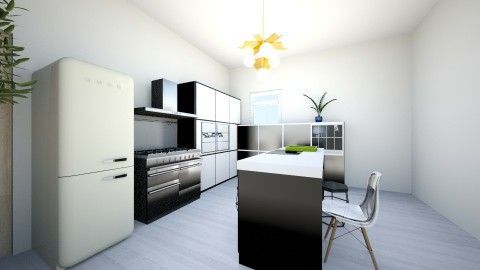 fds - Kitchen - by TaxiMarcilla TaxM