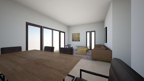 Full room 7 - Living room  - by gleidy