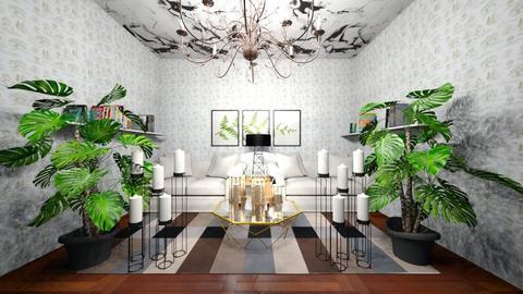 Living Room - Modern - Living room  - by Cardenas_K