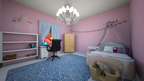 bedroom - Bedroom - by CookieMonster1234