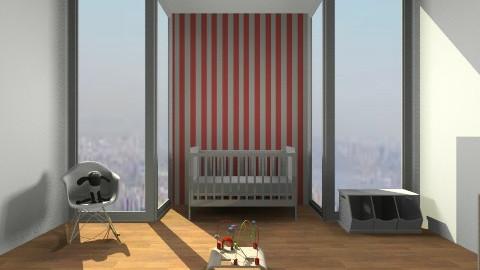 Sweet dreams nursery - Modern - Kids room - by GEORGIA288