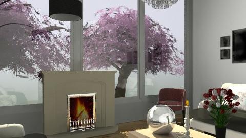 loi - Living room - by ory_ana