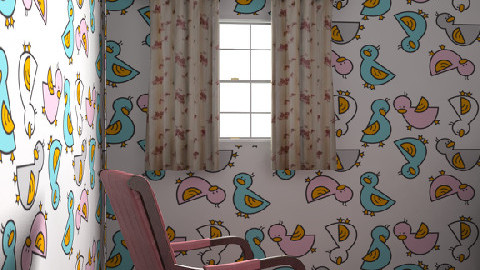rabz - Classic - Kids room  - by pagethighschool