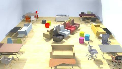 internet week - Eclectic - Office  - by acapretz