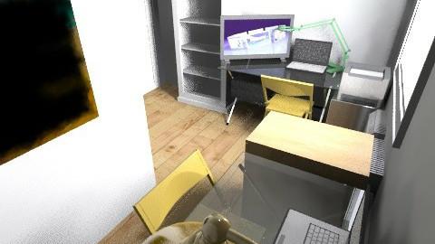 study 3 - Classic - Office  - by maxcrisp