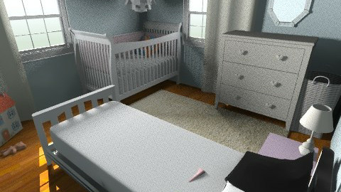 A and N room - Minimal - Kids room  - by Kellory