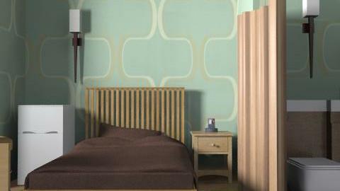 Soy un pastelito de canela - Eclectic - Bedroom  - by sacerdote