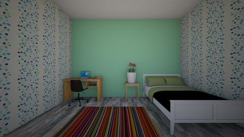 My dream bedroom - Bedroom  - by 2021HoneyBanana