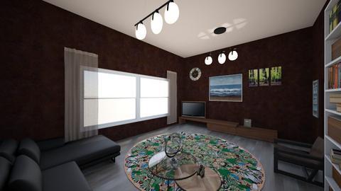 salon - Modern - Living room  - by kedilerleyiim