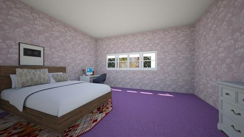teen bed room - Classic - Bedroom  - by gaddyst