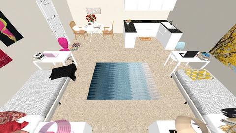 Louisa - Modern - Bedroom  - by ibdesignclass