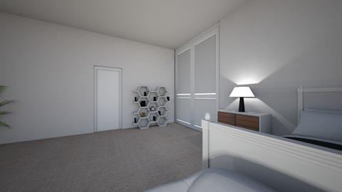 student room - Glamour - Bedroom  - by hellotimetoslay