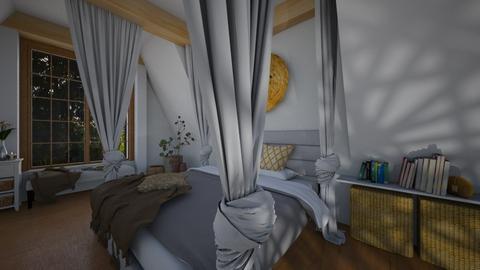 Room - by DanielaIoanaEnescu