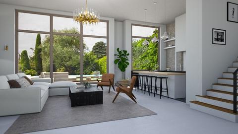 Living room - Modern - Living room - by Kamila Nunes Monteiro