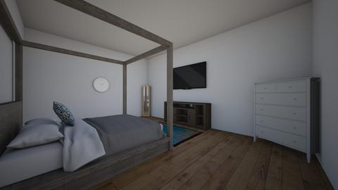 Bedroom - by Hallahan