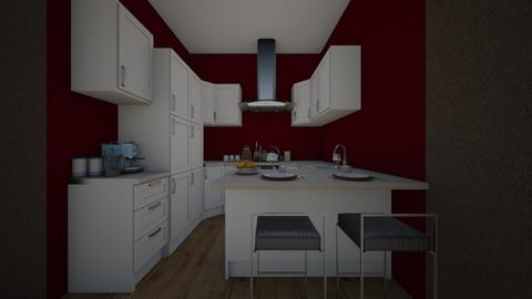 kitchen 8 juli 02 - by dindayudvina